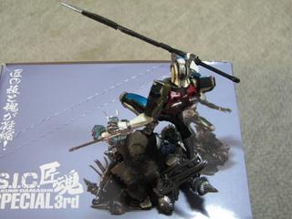 仮面ライダー電王ロッドフォーム背面IMG_2476.JPG