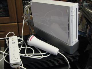 Wiiに接続.JPG